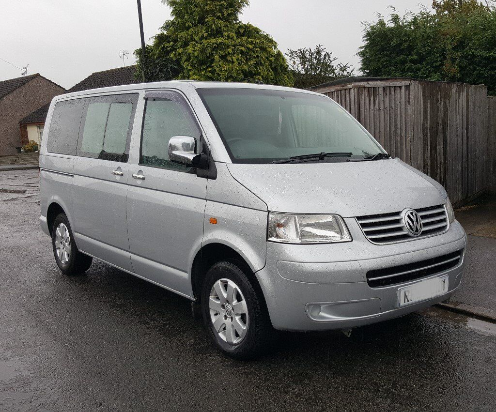 VW Transporter T5 Shuttle 2005 Leather Interior | in Yate, Bristol ...