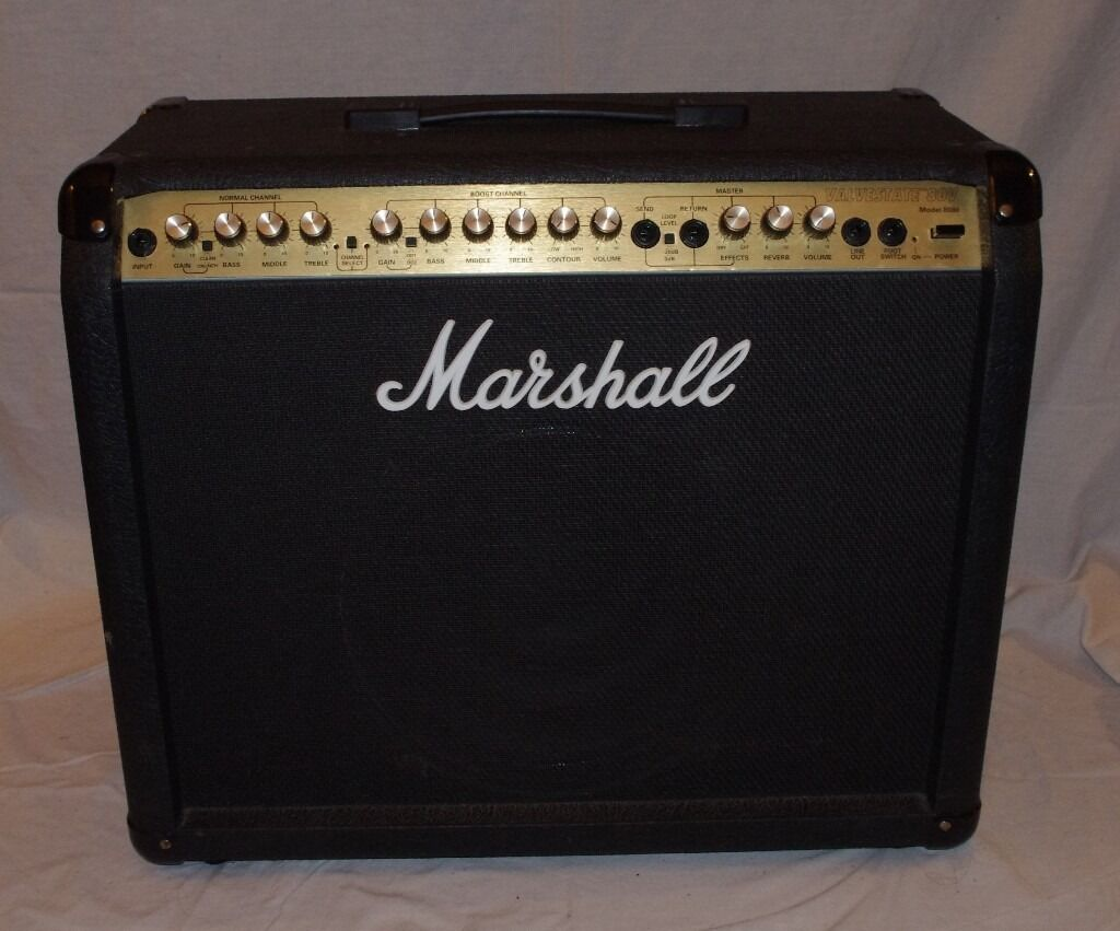 Marshall Valvestate 8080 Amplifier In Horsham West