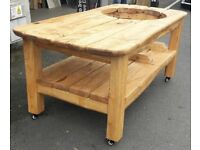 Top Quality Handmade BBQ Table