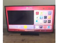Hitachi 43'' LED SMART TV with Freeview HD