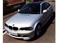 BMW E46 330ci Sport