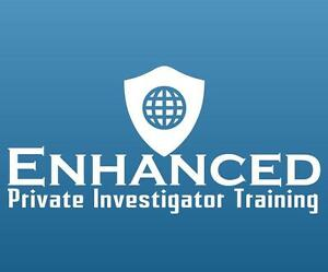 Enhanced Private Investigator Training $349. Advanced Level