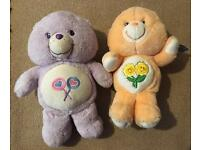 Original Care Bears one still with tag cuddly soft toy cute