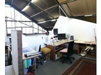Stoke Newington Desk Space : Studio for Creatives, Graphic Design, Freelance Artists