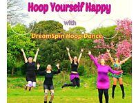 Beginner Hula Hoop - Monday 21st May 6pm