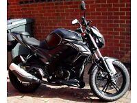 AJS 250cc Street Bike