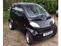 Smart Pure Softip Coupe 599cc .12 months MOT.Nice condition.Very economical.Surprisingly spacious