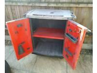 Mechanic Builder workbench storage tool box cabinet