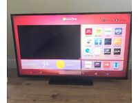 "Hitachi 43"" LED SMART TV with Freeview HD"