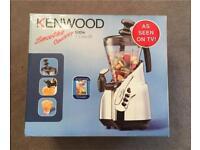 Kenwood concert smoothie maker 500l 1.5l retail £39.47! Brand new!