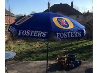 Fosters - Carling , Etc Pub / Garden / Patio Umbrellas
