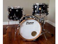 Hayman Vintage Bop Size Drum Kit