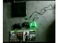 Xbox360slim 250gb mint