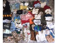 BABY CLOTHES BUNDLE (70 items) boy clothing 3-6 months