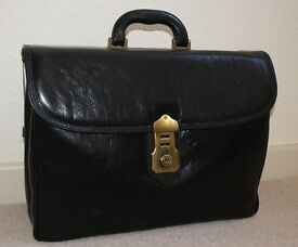 Quality soft leather Briefcase