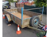 Heavy Duty 5ft x 10ft Trailer (Suit Land Rover type vehicle)