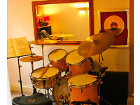 Drum Tuition Drum Lessons iN-TUiTiON Drum Studio