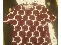 Mens Reiss designer T shirt