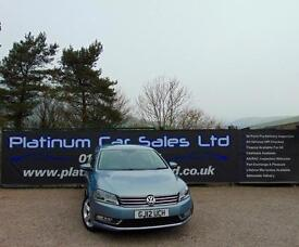 VOLKSWAGEN PASSAT SE TDI BLUEMOTION TECHNOLOGY (grey) 2012