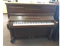 Genuine Burling & Mansfield Upright Piano | Playing Well | Free Delivery!!