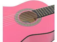 Tiger 1/2 Size Classical Guitar – Pink - Unused - Boxed