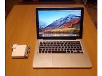 "Apple MacBook Pro 13"" Core i7 2.8Ghz, 8GB RAM, 1TB HDD, HD 3000, 2012, A1278"