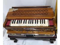 Harmonium 3 Reed 9 scale changer Portable
