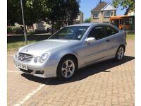 *Bargain* 57 Mercedes C180 Sport*Automatic*Long Mot*Service History * £2300!!