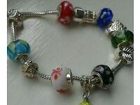 Bracelet (similar to pandora)