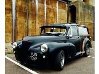 1971 Morris Minor Traveller Custom