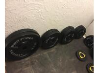 Olympic Size Weights Set