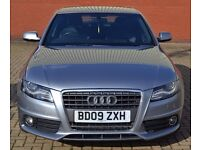 Audi A4 2.7 TDI S Line Special Edition Multitronic 4dr Saloon