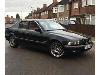 BMW 520i 5 SERIES AUTOMATIC SPORT MOT BARGAIN