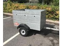High sided trailer. Camping trailer etc