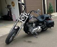 2009 Harley Davidson super glide   For Sale