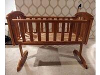 unisex crib
