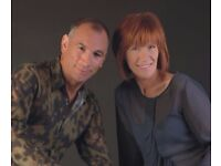 KIKI DEE and CARMELO LUGGERI - 'An Acoustic Journey' at Eype Centre for the Arts. 15th Sept. 7.00pm
