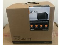 DS416PLAY Synology DiskStation DS416Play, NAS Server, 4 bays, Warranty. Offers Accepted