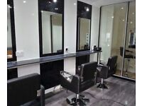 HAIR, MAKE-UP AND BEAUTY SALON FOR SALE IN BUSY AREA