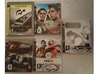 PS 3 Games - Individually Priced
