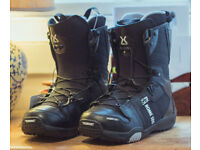 **BARGAIN** BRAND NEW Rome Smith Pureflex Snowboard Boots Size 8.5