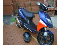 Moped CPI Oliver 50cc, runner , tax book, quick sale