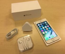 Gold Apple iPhone 6s 16GB Factory Unlocked Mobile Phone + Warranty