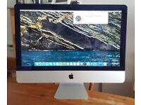 Apple iMac desktop all-in-one computer