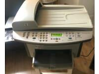 HP all-in-one mono printer/scanner/photocopier