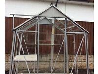 Greenhouse. 6 '. X. 4'