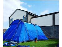 Vango family tent bundle