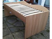 single ikea bed, In very good condition.