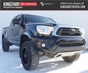 2013 Toyota Tacoma 4X4 4WD Access Cab V6 Man - TRD Offroad Packa