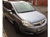 Vauxhaul Zafira 2008 Great family car, reliable and cheap to maintain!